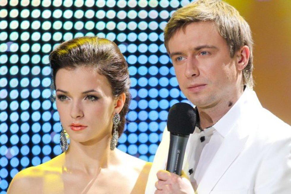 Irūna Puzaraitė-Čepononienė ir Marius Jampolskis (Fotobankas)