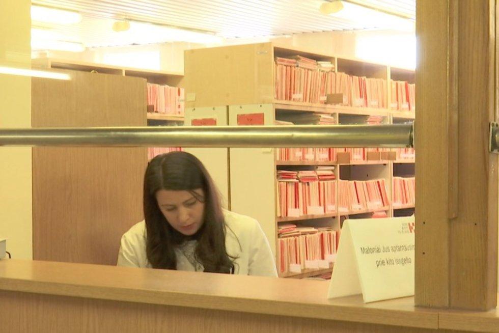 poliklinika (nuotr. TV3)