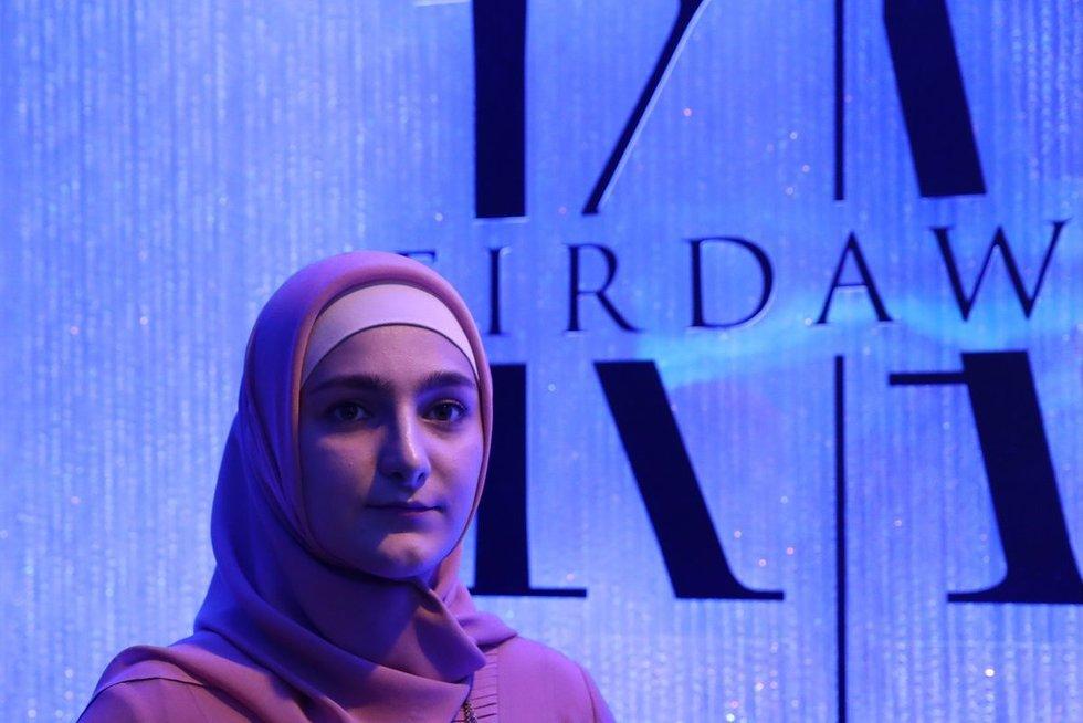 Aišat Kadyrova (nuotr. SCANPIX)