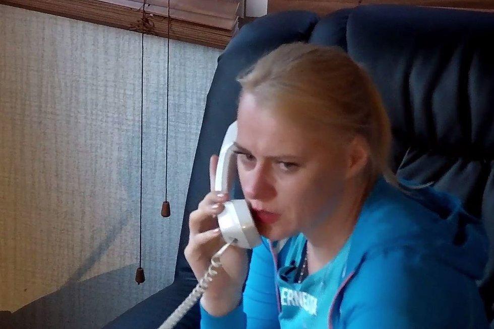 Ernesta Žudytė Čaplinskienė (nuotr. YouTube)