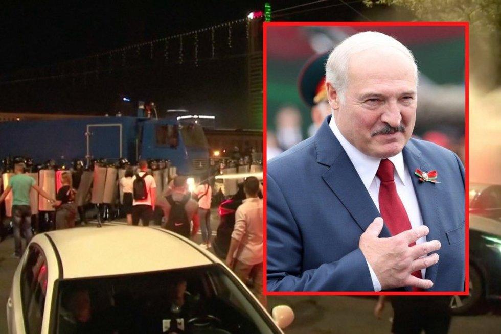 Rinkimai Baltarusijoje parodė, kad kai kuriems žmonėms ten jau įgriso bijoti (nuotr. SCANPIX) tv3.lt fotomontažas