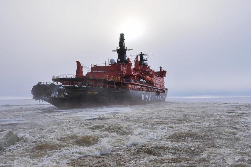 Arktis  (nuotr. SCANPIX)