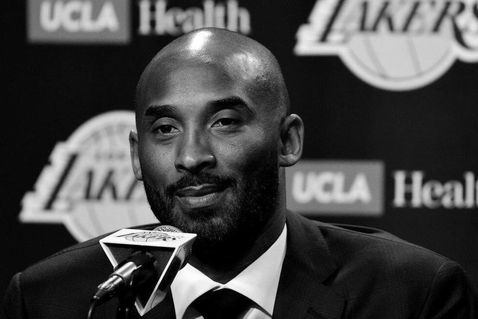 Kobe Bryantas (nuotr. SCANPIX)