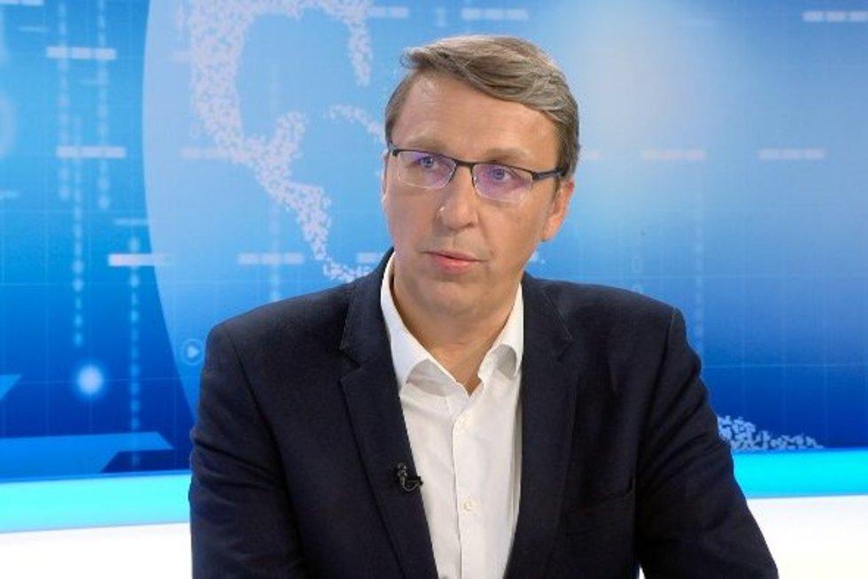 Vytautas Bruveris (nuotr. stop kadras)